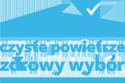 Czyste powietrze logo
