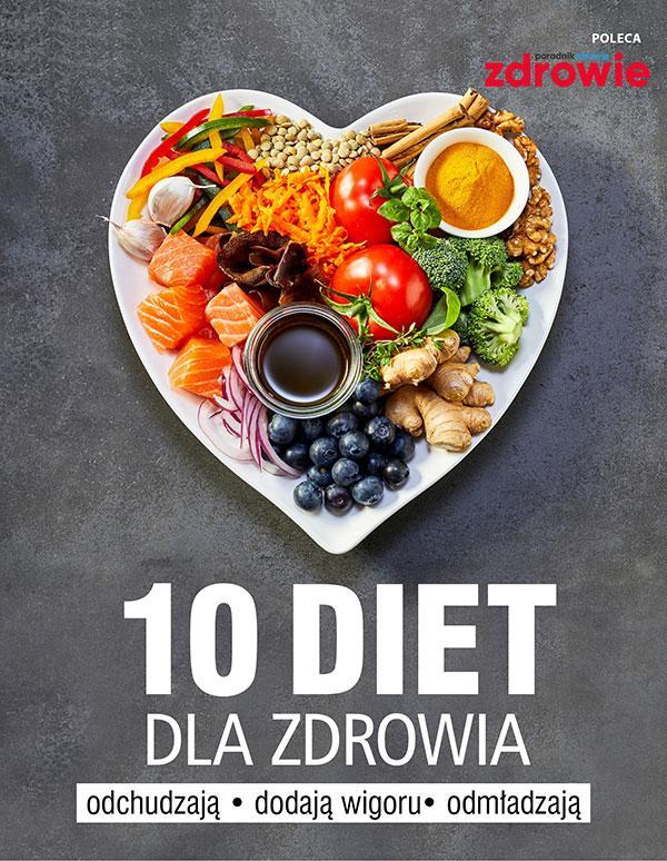 10 diet dla zdrowia