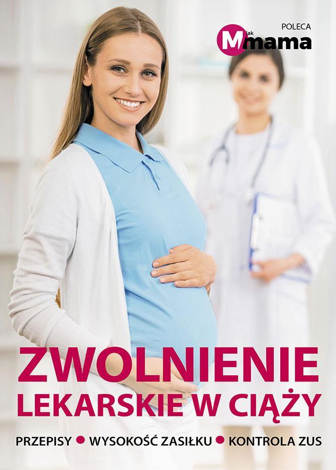 Zwolnienie lekarskie w ciąży