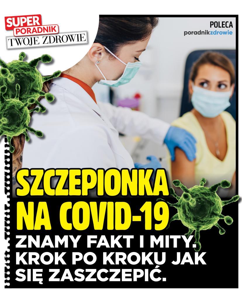 Super Poradnik Szczepionki COVID-19