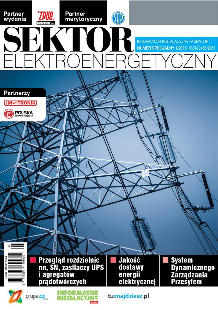 Sektor Elektroenergetyczny 2016