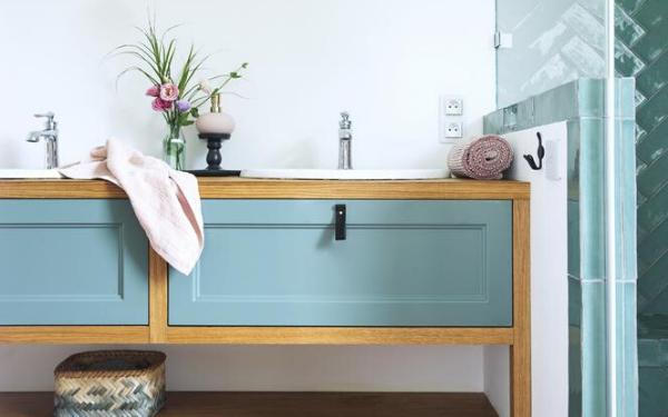Kolory w łazience. Pomysły na piękne aranżacje