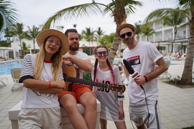 Roksana Węgiel na Dominikanie. To pierwszy taki koncert w życiu młodej gwiazdy!
